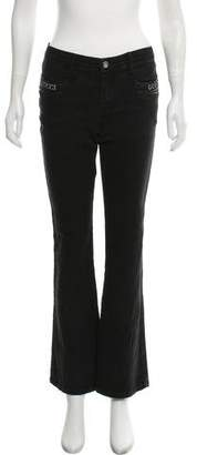 Gucci Mid-Rise Wide-Leg Jeans