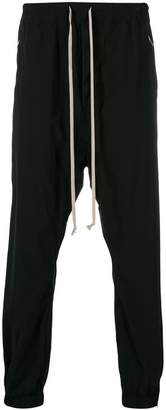 jersey track trousers