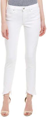 Joe's Jeans White Skinny Crop