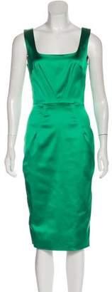 Dolce & Gabbana Sleeveless Shift Dress w/ Tags