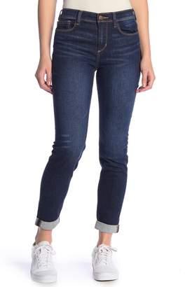 SP Black High Rise Boyfriend Fit Jeans