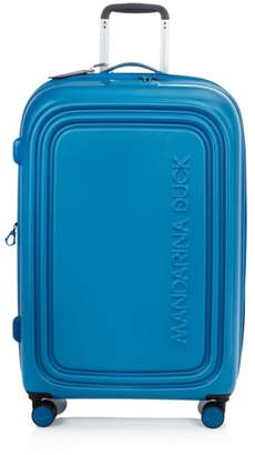 b1e55eff4d81 Free Shipping $150+ at Bloomingdale's · Mandarina Duck Expandable Large  Logo Duck Trolley - 100% Exclusive