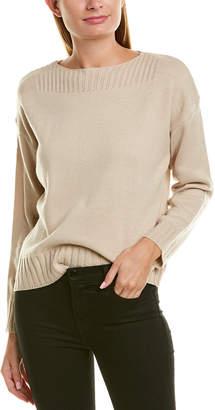 Very J Boatneck Sweater