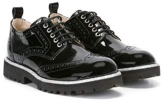 Ermanno Scervino lace-up brogues