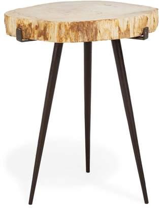 ABC Home Petrified Side Tables