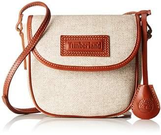 Timberland Women's TB0M5408 Cross-Body Bag Beige