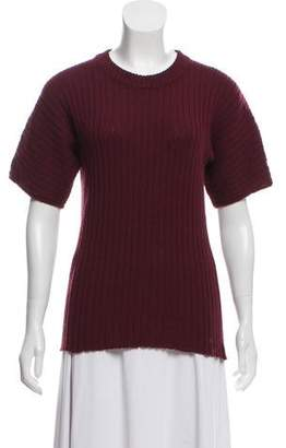 Creatures of Comfort Wool Ribbed Top