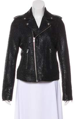 The Kooples Lace Moto Jacket w/ Tags