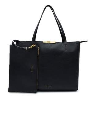 Ted Baker Large Leather Shopper