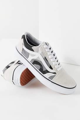 Vans X UO Old Skool Snow Camo Sneaker
