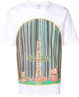 Loewe Window Totem T-shirt