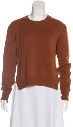 Celine Cashmere Long Sleeve Sweater