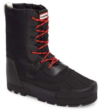 Hunter Waterproof Insulated Snow Boot