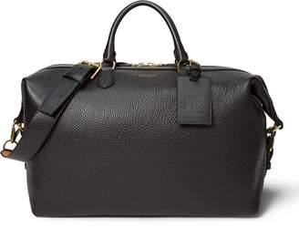 Ralph Lauren Grain Calfskin Duffel Bag