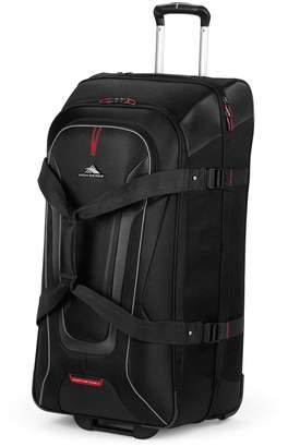 High Sierra AT7 32-Inch Rolling Duffel Bag & Backpack