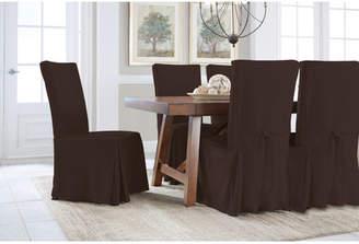 Serta Dining Chair Regular Slipcover (Set of 2)