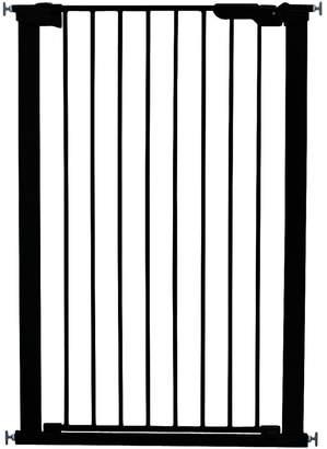 Babydan 106cm Extra Tall Pressure fit Pet Gate (Black)