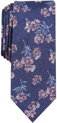 Bar III Men Bolton Floral Skinny Tie