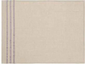Barneys New York Ribbon-Detailed Linen Placemat