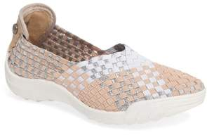 Bernie Mev. Rigged Fly Slip-On Sneaker