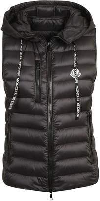 ed3237017 Moncler Hooded Vest - ShopStyle