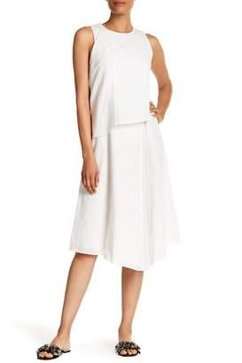 Rag & Bone Fernay Asymmetrical Hem Dress