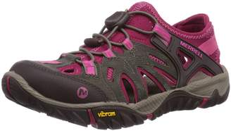 Merrell Women's All Out Blaze Sieve Athletic Sandals