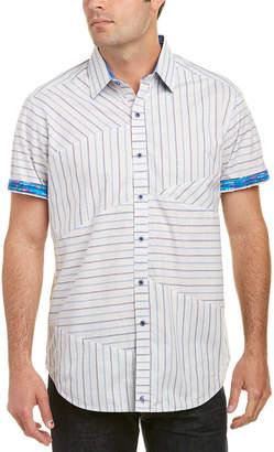 Robert Graham Classic Fit Gate Street Woven Shirt