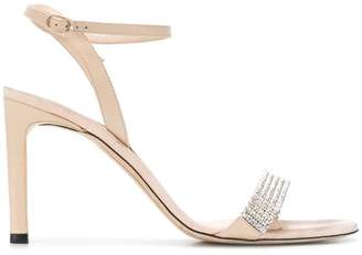 Nina Ricci embellished sandals