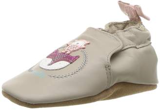 Robeez Girls' Hello Baby Friends Crib Shoe