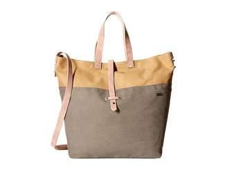 Roxy Stripey Love Large Tote Bag