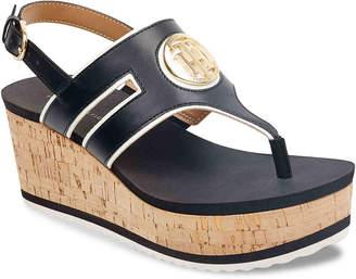Tommy Hilfiger Gelia Wedge Sandal - Women's