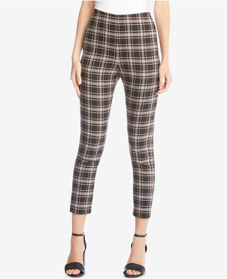 Karen Kane Piper Plaid Pants