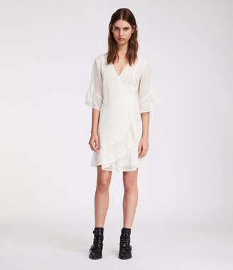 AllSaints Marlow Ette Dress
