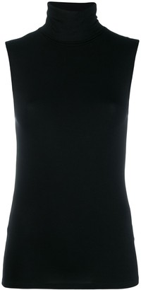 Majestic Filatures sleeveless knitted top