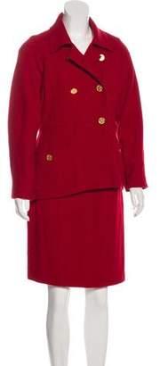 Chanel Bouclé Suit Set