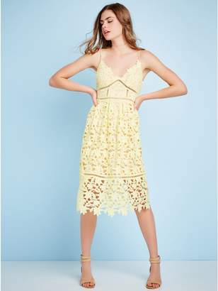 GUESS Marina Lace Dress $128.91 thestylecure.com