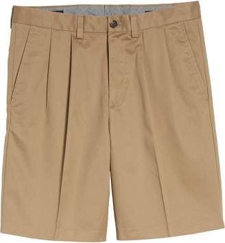 Nordstrom Smartcare(TM) Pleated Shorts