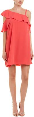 Rachel Roy Ruffle Shift Dress