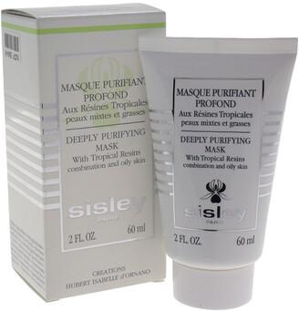 Sisley 2Oz Deeply Purifying Mask With Tropical Resins