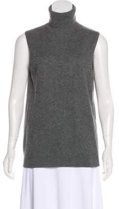 Neiman Marcus Cashmere Knit Turtleneck