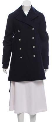 Calvin Klein Wool Belted Coat w/ Tags