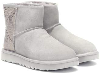 UGG Classic Mini Metallic boots