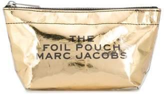 Marc Jacobs Foil makeup bag