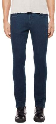 J Brand Moto Skinny Fit Jeans