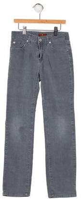 7 For All Mankind Girls' Five Pocket Corduroy Pants