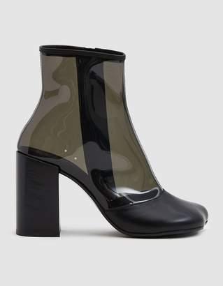 MM6 MAISON MARGIELA PVC Ankle Boot
