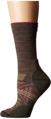 Smartwool PhD Women's Crew Cut Socks Shoes
