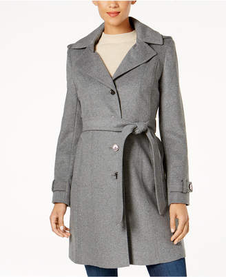 Michael Kors Belted Walker Coat
