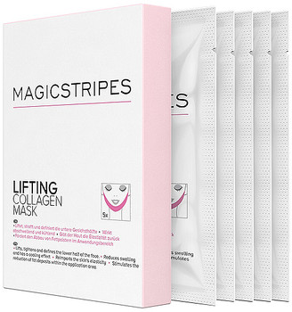 MAGICSTRIPES Lifting Collagen Mask Box 5 Pack